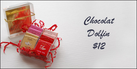 Dolfin Chocolates @ $12