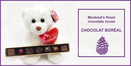 Teddy + Chocolates