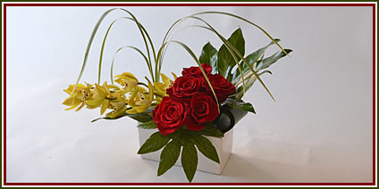 Montreal Florist: The Flower Pot, 2600, Pierre Dupuy #503, Montreal, QC, Canada  H3C 3R6