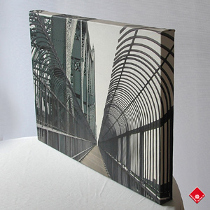 High quality canvas printing in Montreal.