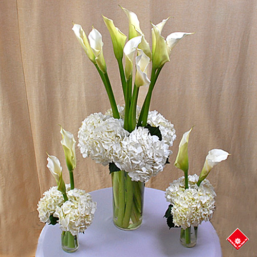 Wedding Altar Flowers Price: Fresh Cut Lilies For Montreal Party Decoration