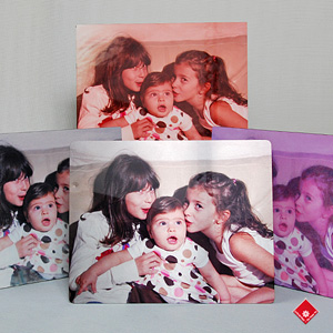 Custom photo panel from your digital image.