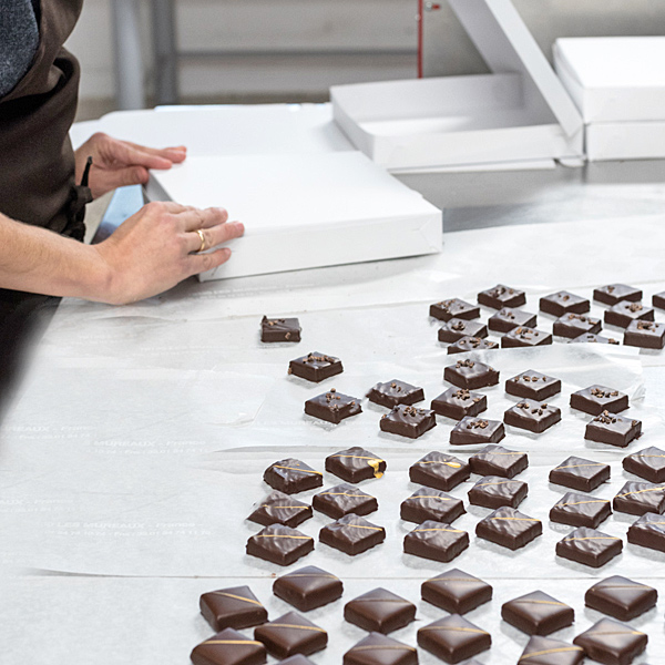 Our chocolatier: