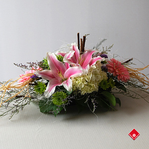 Elegant centerpiece for your Montreal home.