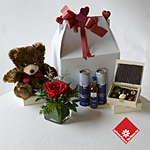 Surprise box for St-Valentin