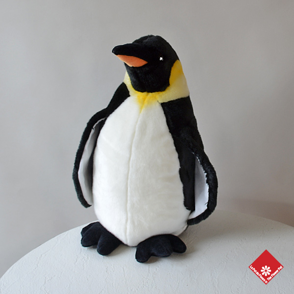 Oswald, the cuddly penguin.