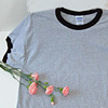 Men's handmade t shirt made in Montreal.