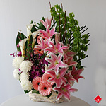 Order a funeral basket from your Montreal florist for delivery to any local residence or funeral hom