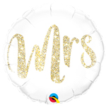 Mrs. Mylar Balloon